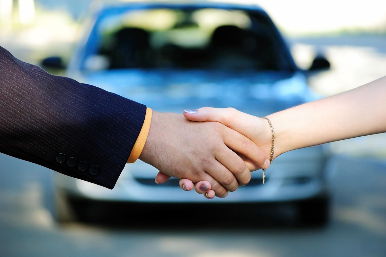 Юридическое оформление при покупке автомобиля