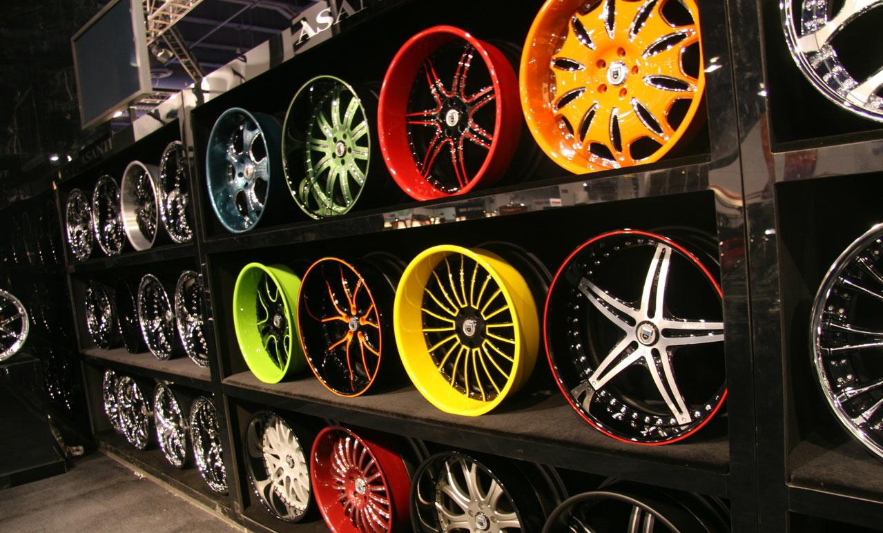 Что нужно учесть при подбор колёсных дисков по марке автомобиля