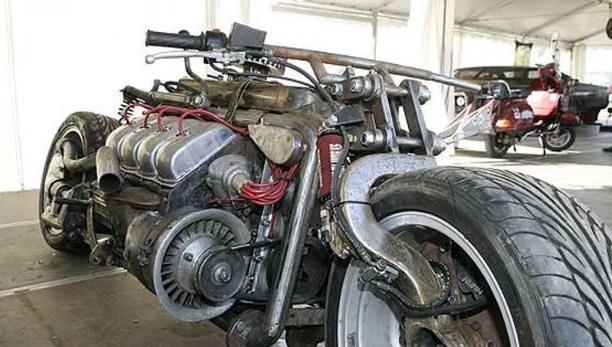 Самодельные мотоциклы – отдельная страница мотокультуры