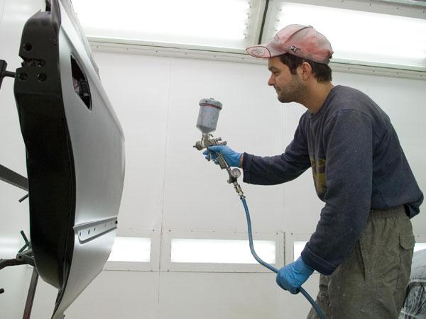 Как покрасить автомобиль своими руками — пошаговая инструкция