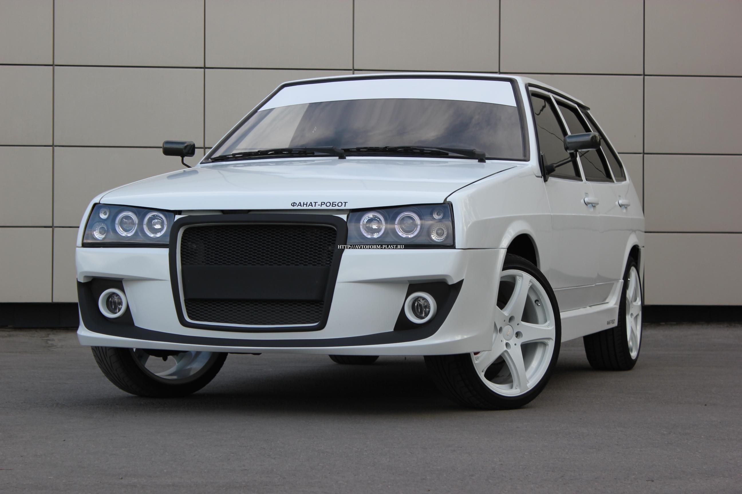 Глубокий тюнинг автомобиля ВАЗ 2109. Статья — фотоподборка