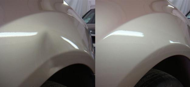 Ремонт вмятин на авто без покраски — фантастика или реальность?