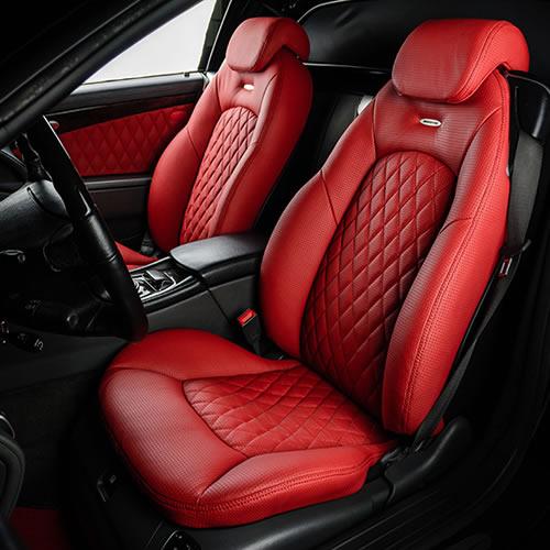 Что следует учитывать при обновлении внутренних сидений автомобиля?