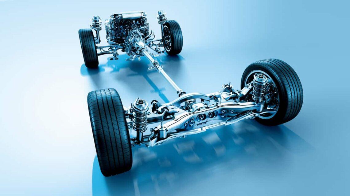 Передний привод автомобиля
