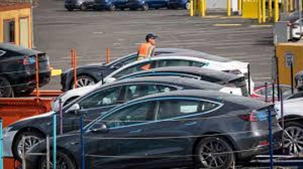 Международная автомобильная доставка из США