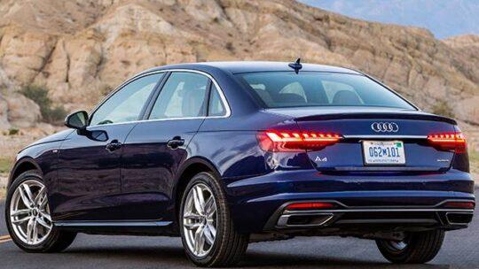 Новый Audi А4