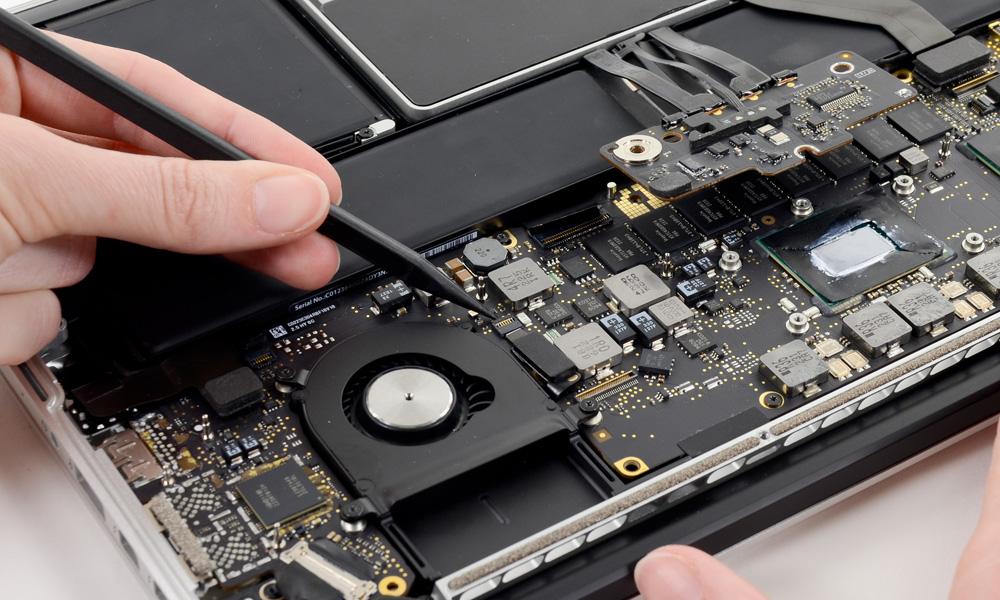 Ремонт MacBook в Киеве: особенности и способы