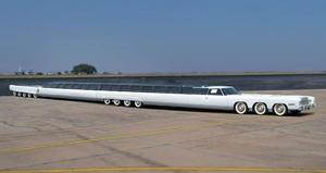 30-метровый лимузин