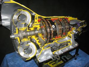 АКПП с гидротрансформатором
