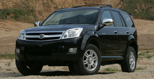 Great Wall Hover 2005