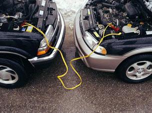 Как правильно прикурить автомобиль