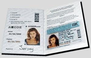 Международные права для водителей