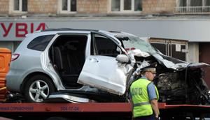 Оценка ущерба автомобиля в ДТП