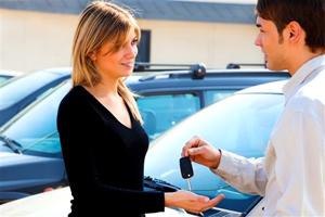 Оформление покупки машины