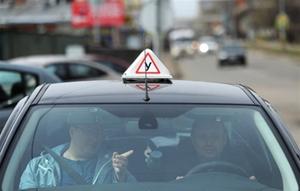 Курс вождения автомобиля при замене прав для иностранца