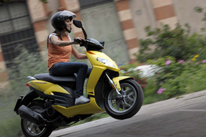 Права на скутеры и мопеды
