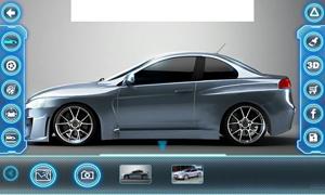 Программа для виртуального тюнинга автомобиля