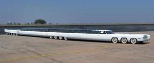 Самый большой в мире лимузин