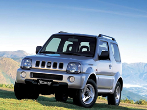 Внедорожник Suzuki Jimny