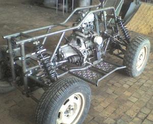 Тормоза для самодельного квадроцикла