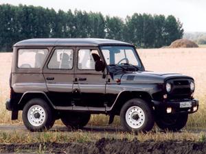 УАЗ-469 (Hunter)