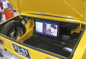 Багажник ВАЗ 2101