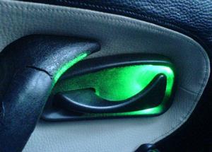 Дополнительная подсветка ВАЗ 2108