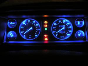 Подсветка приборов ВАЗ 2107