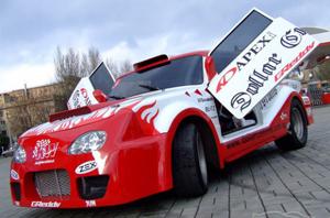 Спортивный ВАЗ 2101
