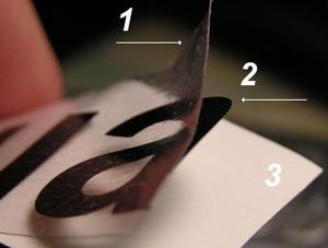 побороть осеннюю как наклеить наклейку на стекло сможет