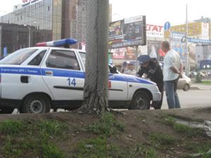 Проверка тонировки авто