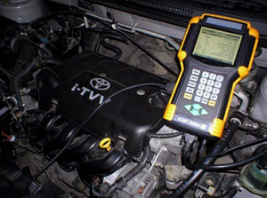 Сканер для автомобиля