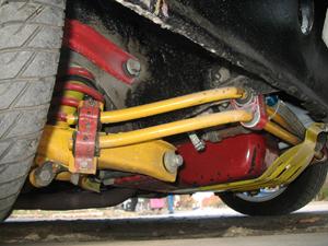 Тюнинг подвески ВАЗ 2107 своими руками