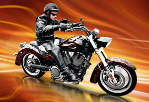 Классическая экипировка мотоциклиста