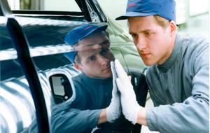 Осмотр и проверка кузова авто