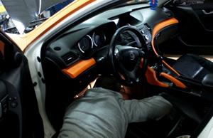 Оценка состояния салона автомобиля