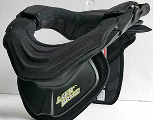 Защита шеи мотоциклиста