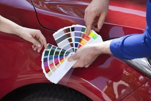 Сколько стоит покраска авто