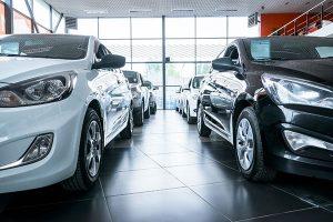 Автомобили от официальных дилеров